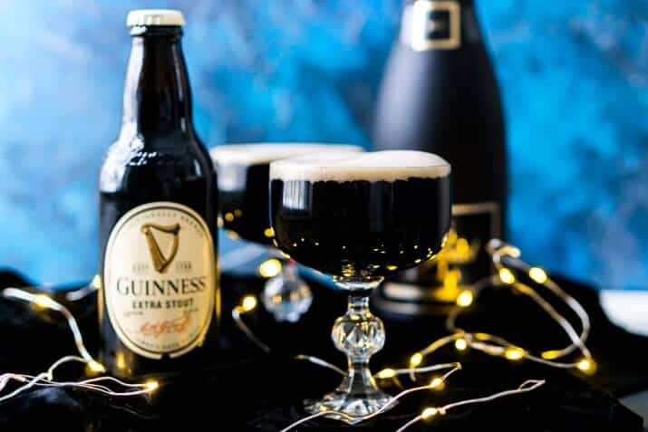 guinness champagne cocktail recipe