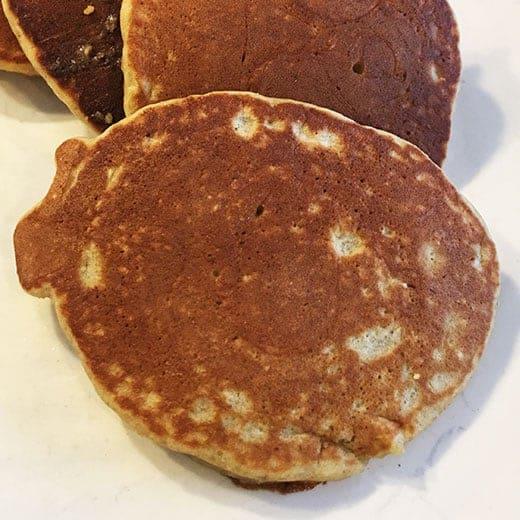 Easy Homemade Pancakes for Dogs